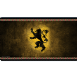 A Game of Thrones : The Card Game (Second Edition) – House Lannister Playmat